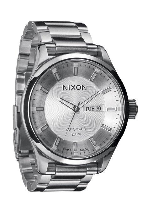 Nixon The Automatic II White Herrenuhr