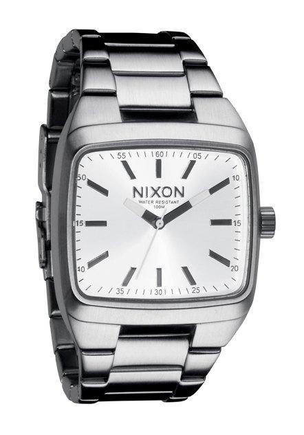 Nixon The Manual White Herrenuhr