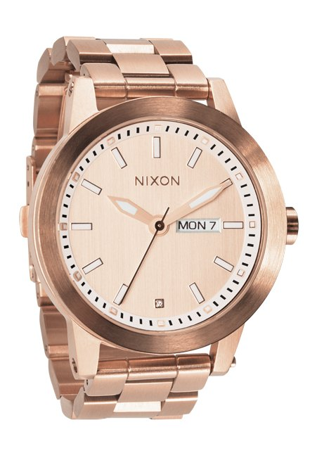 Nixon The Spur All Rose Gold