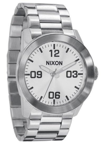 Nixon The Private SS White Herrenuhr
