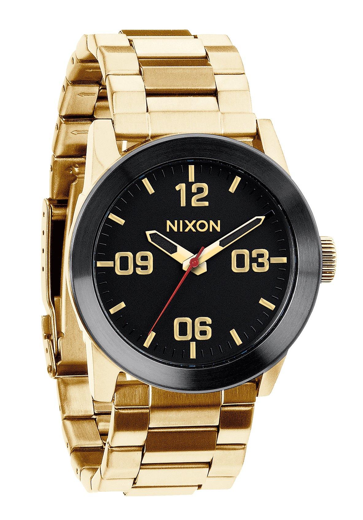 Nixon The Private SS All Gold / Black