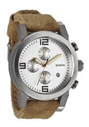 Nixon The Ride Desert Suede Herrenchronograph (A315261)