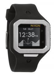 Nixon The Supertide Black / Silver (A316180)