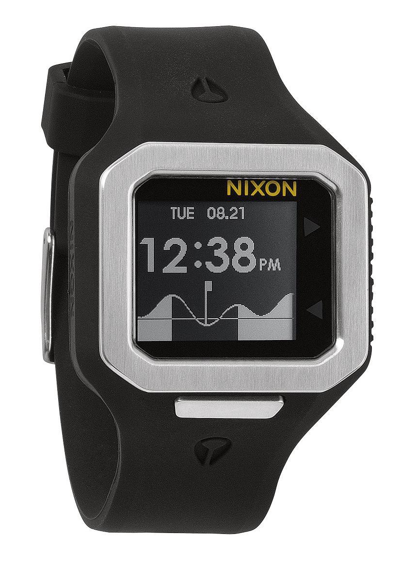 Nixon The Supertide Black / Silver