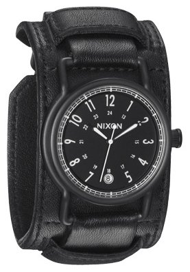 Nixon The Axe All Black Herrenuhr