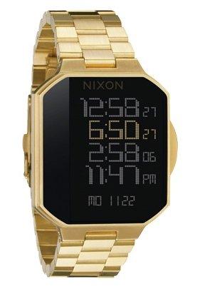 Prächtig Nixon The Synapse Gold Herren-Digitalchronograph nur 199,00 € @MX_24