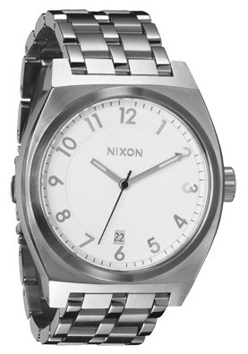Nixon The Monopoly White Herrenuhr