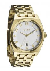 Nixon The Monopoly Light Gold / Silver Herrenuhr (A3251219)