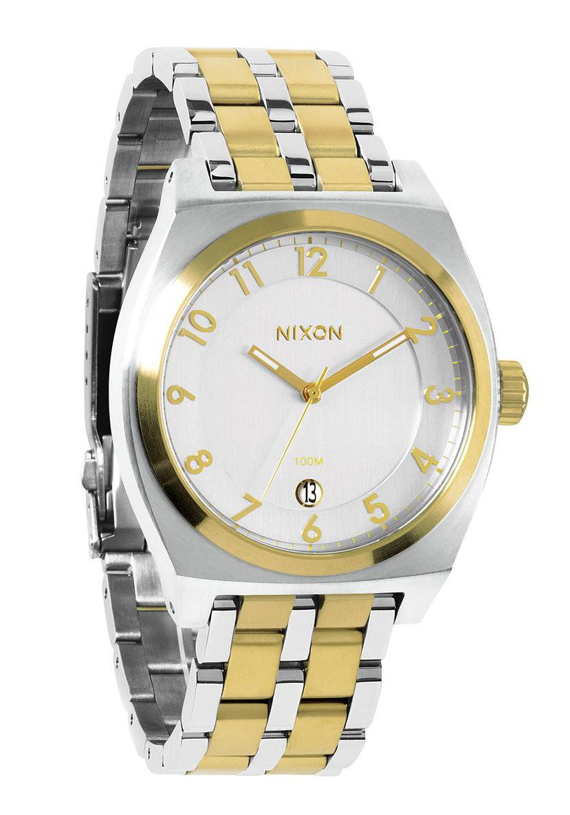 Nixon The Monopoly Silver / Light Gold