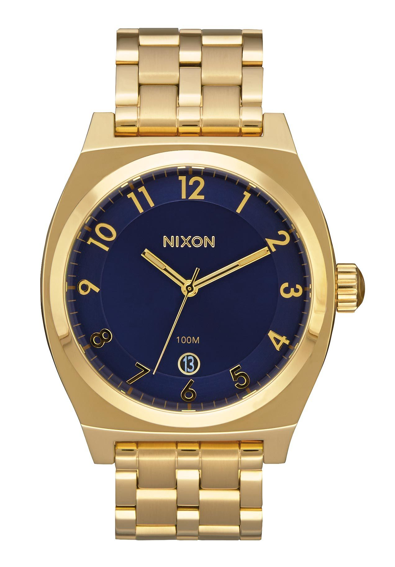 Nixon The Monopoly All Gold Navy