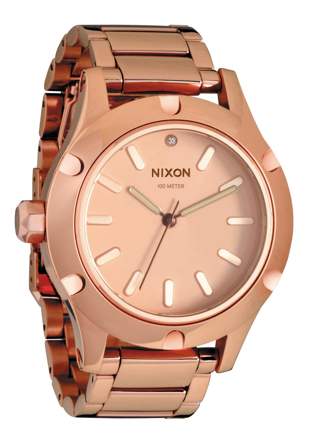 nixon the camden all rose gold uhr a343897 nur 149 00. Black Bedroom Furniture Sets. Home Design Ideas