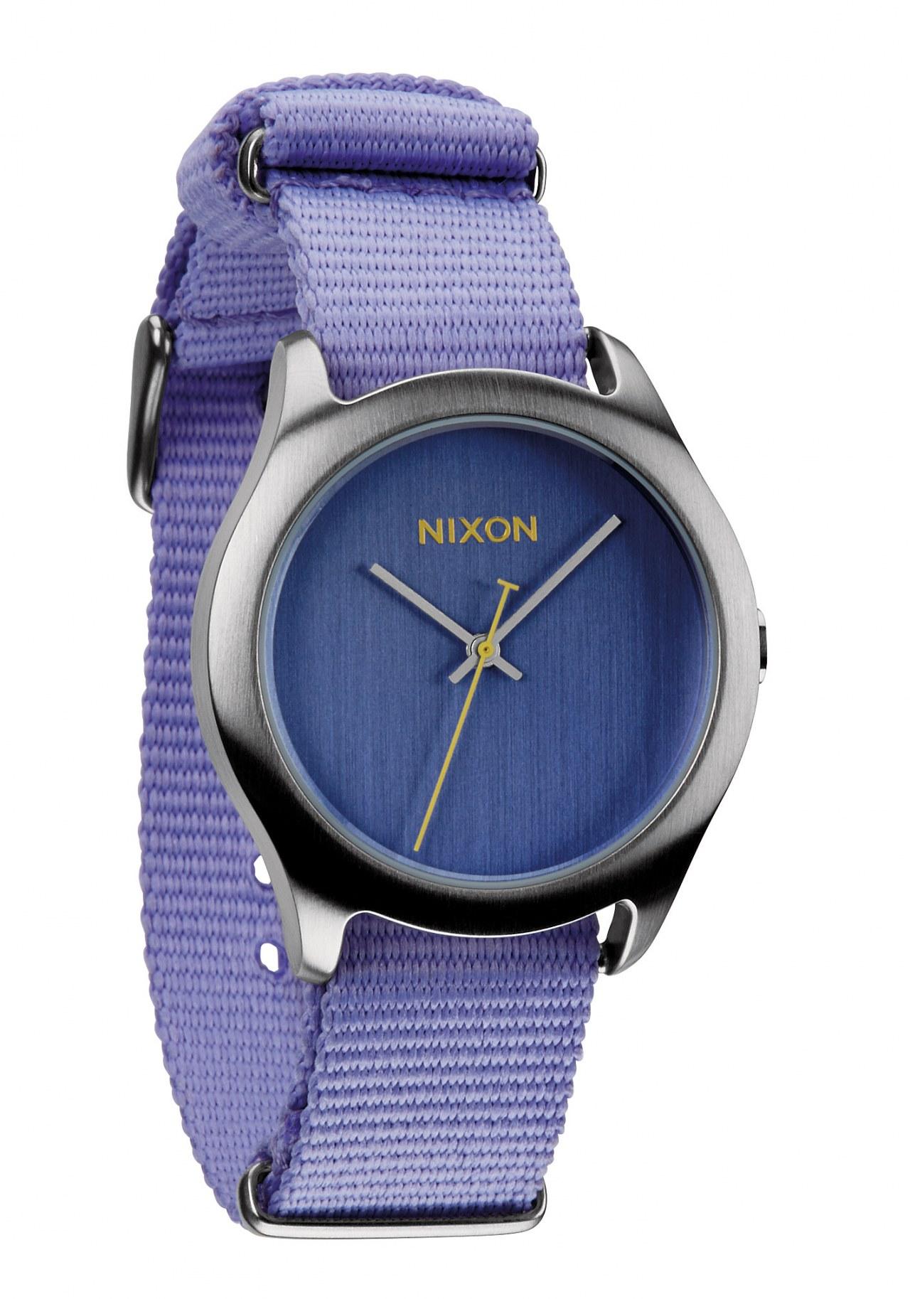 Nixon The Mod Pastel Purple