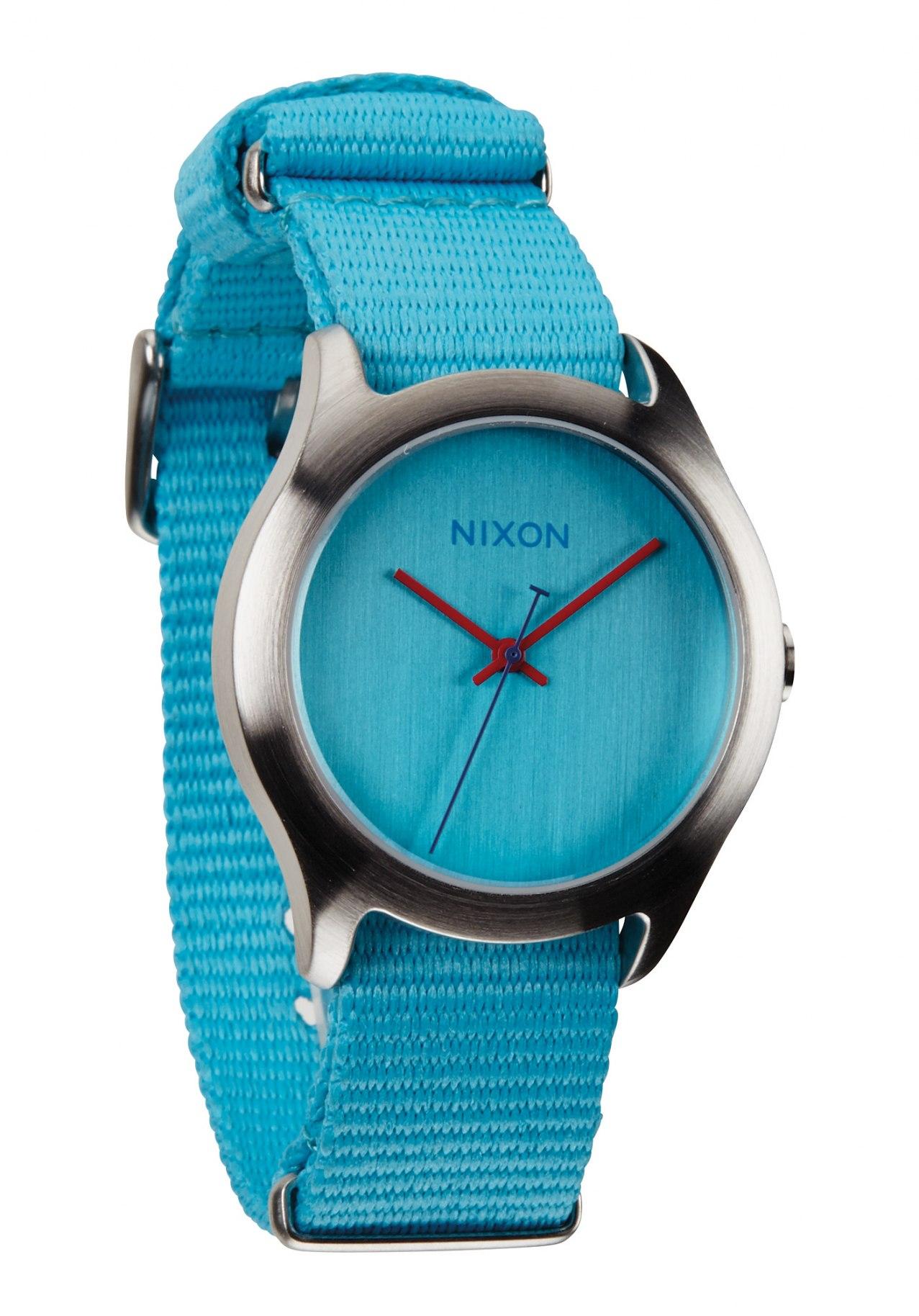 Nixon The Mod Bright Blue