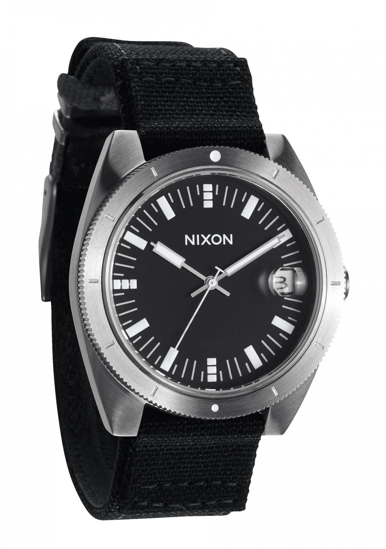 nixon the rover black herrenuhr a355000 nur 99 00. Black Bedroom Furniture Sets. Home Design Ideas