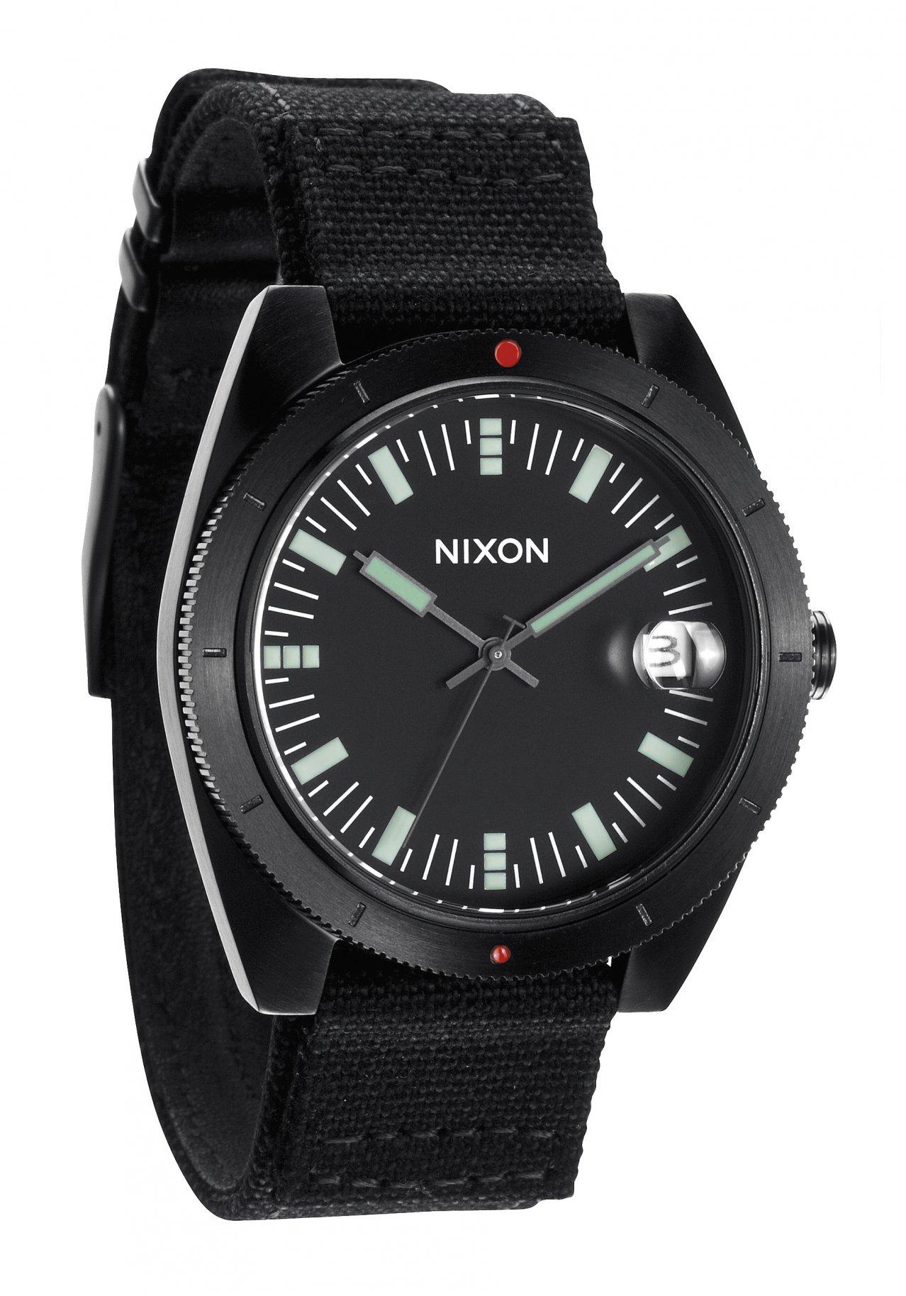 Nixon The Rover All Black Herrenuhr