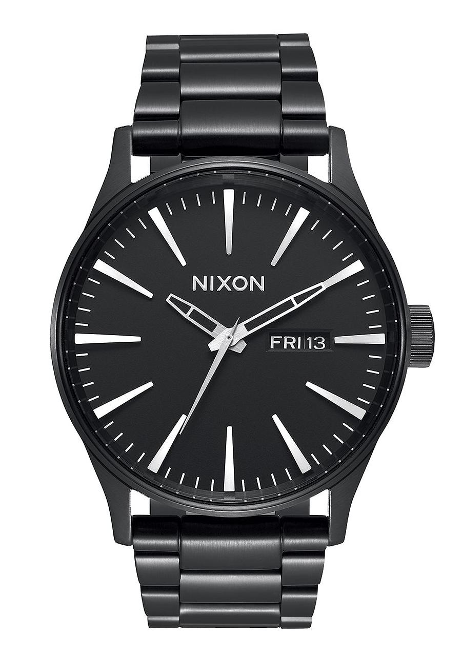 Nixon The Sentry SS All Black Herrenuhr