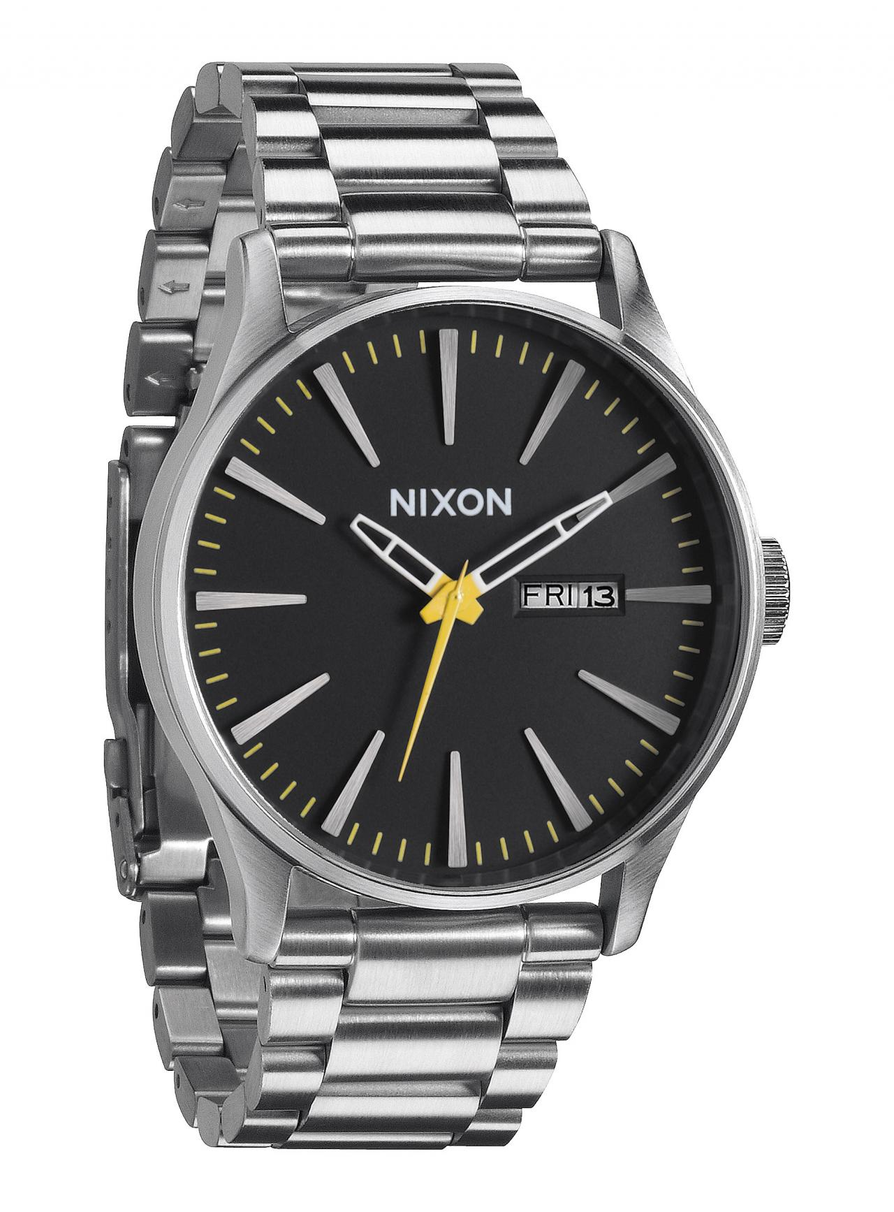 Nixon The Sentry SS Grand Prix Herrenuhr