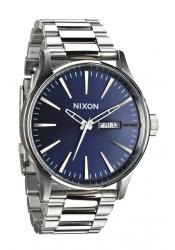 Nixon Herrenuhr Sentry Blue Sunray  2258