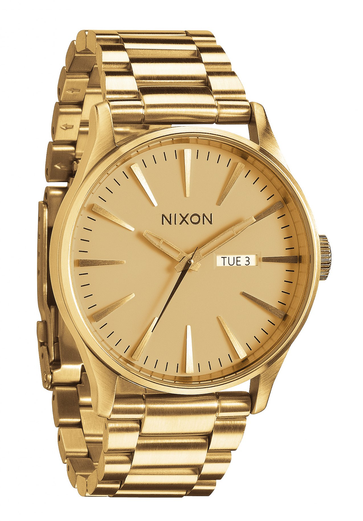 Nixon The Sentry SS All Gold