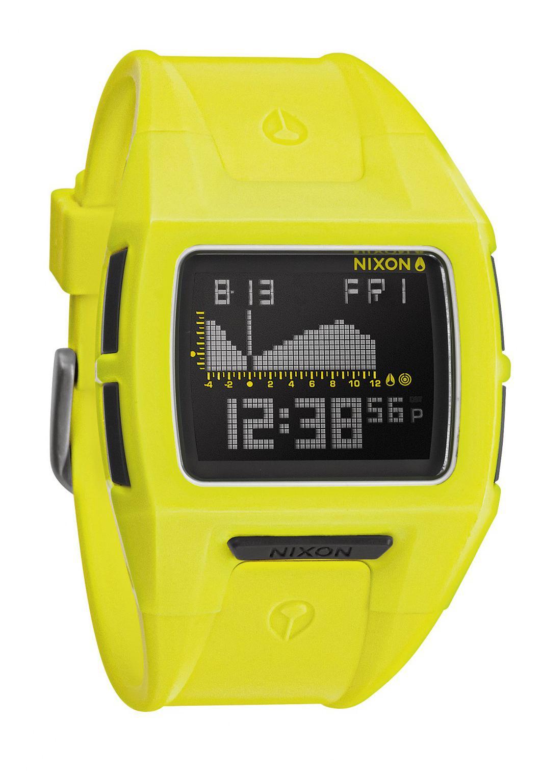 Nixon The Small Lodown 2 Neon Yellow