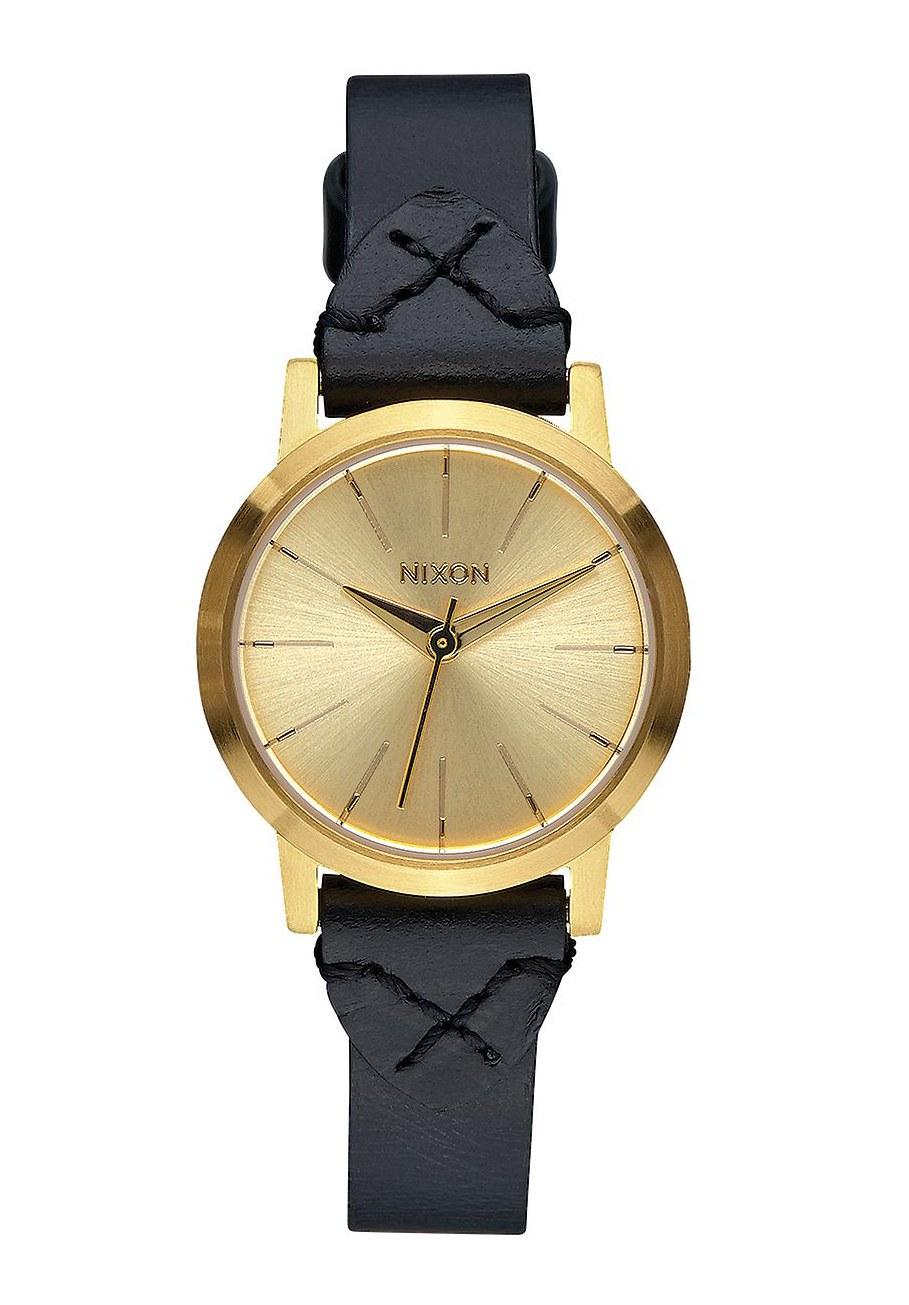 Nixon The Kenzi Leather Gold Bridle