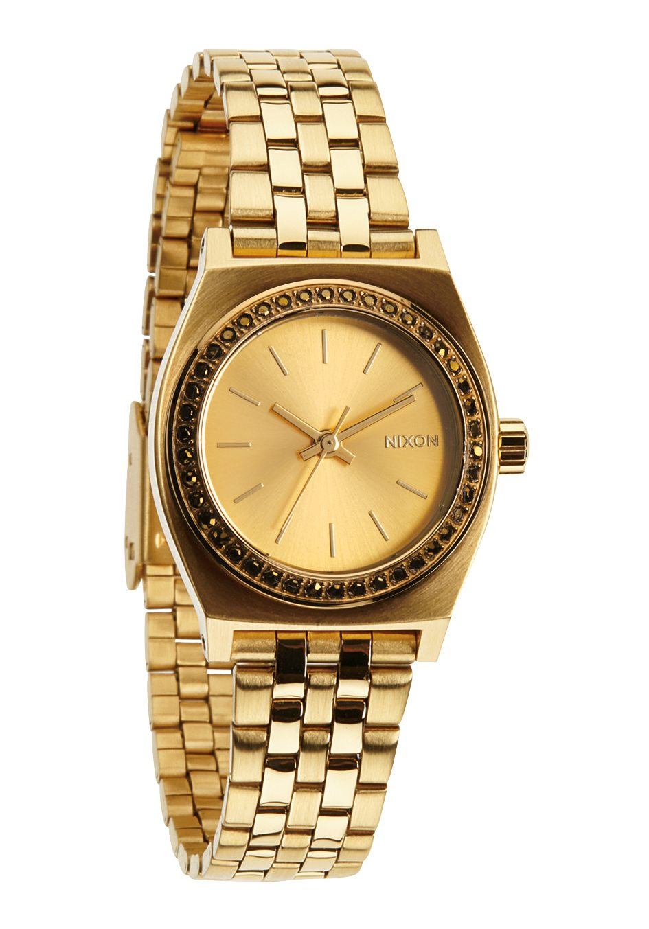 Nixon The Small Time Teller All Gold Crystal