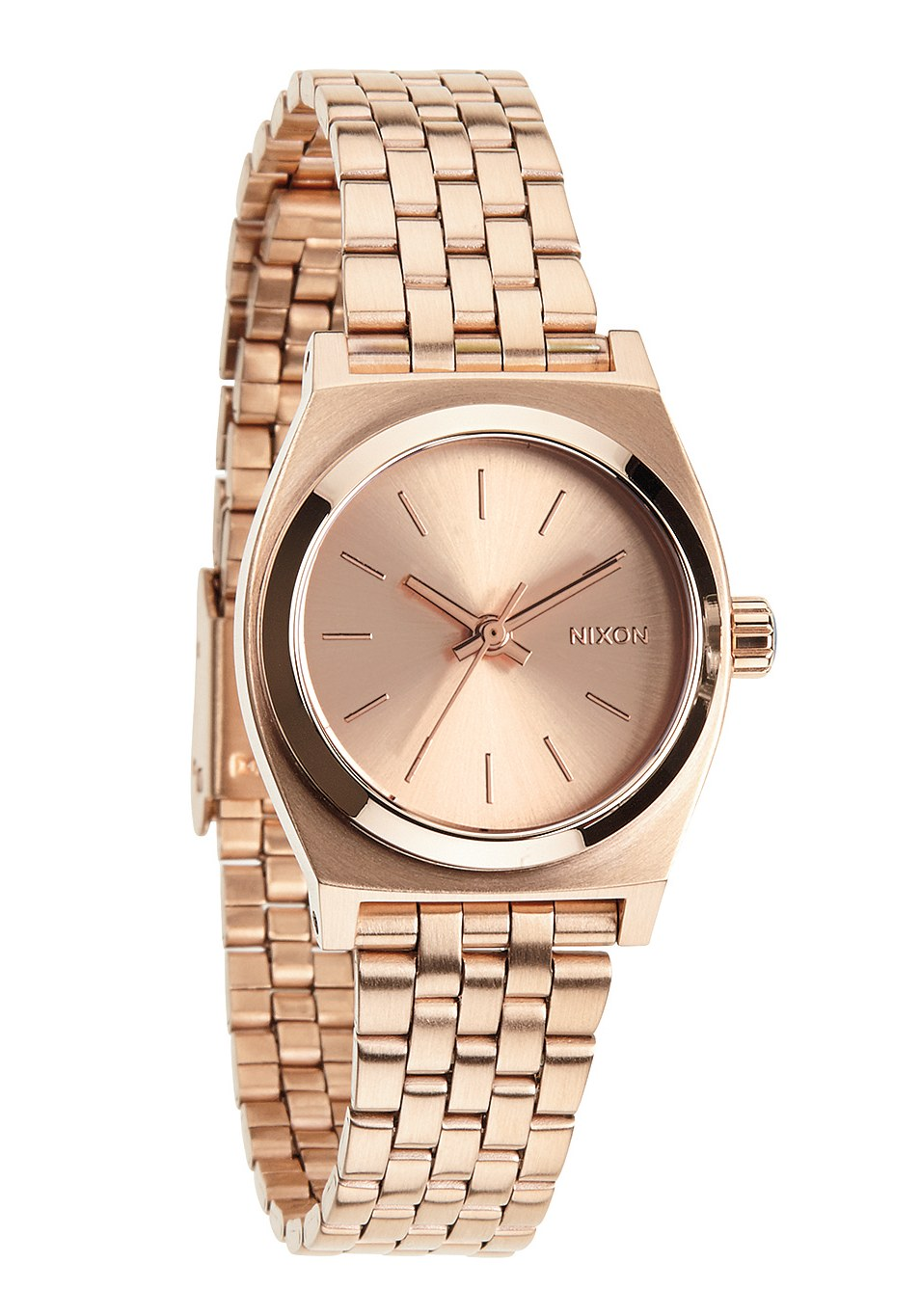 Nixon The Small Time Teller All Rose Gold
