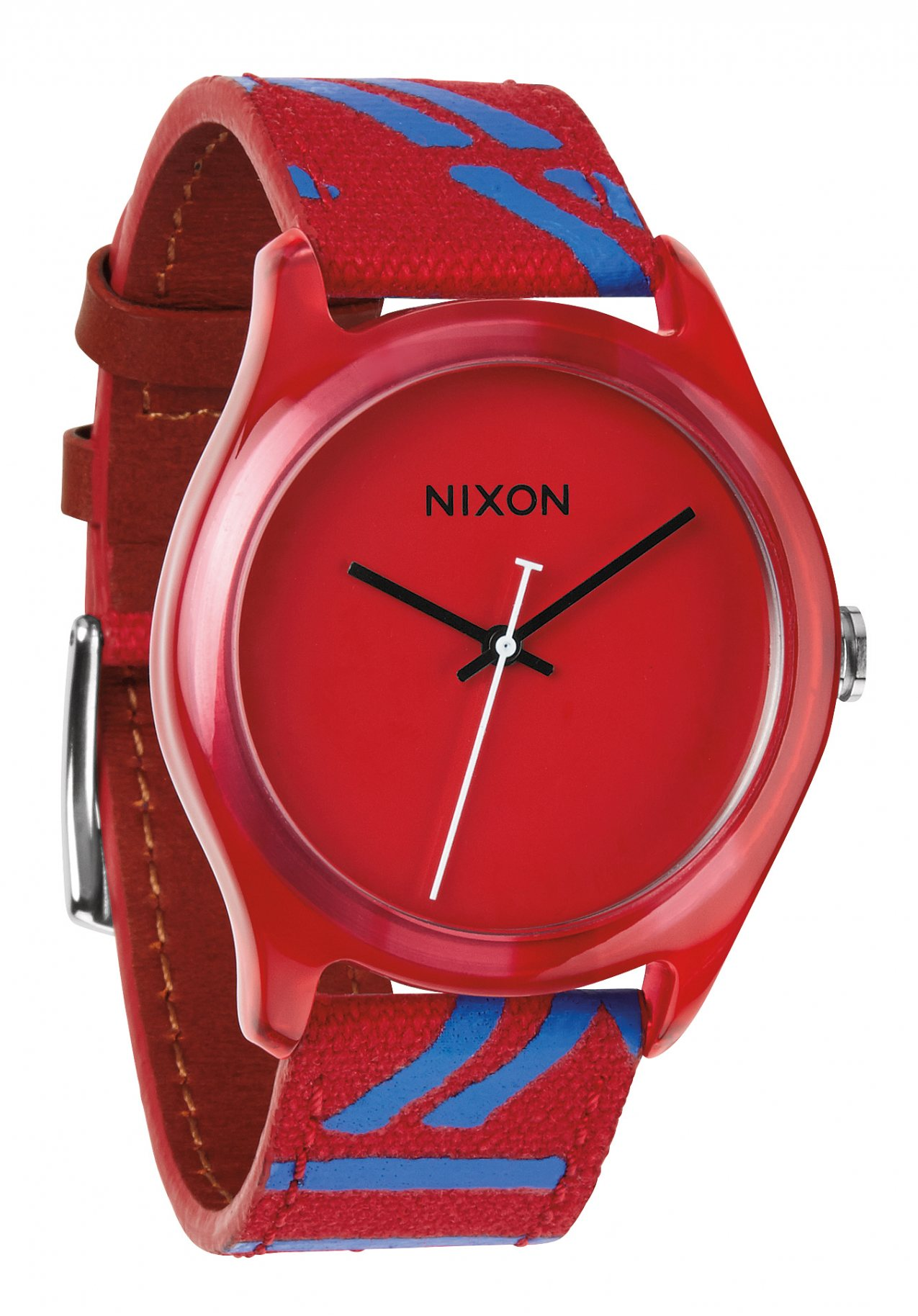 Nixon The Mod Acetate Red Damenuhr