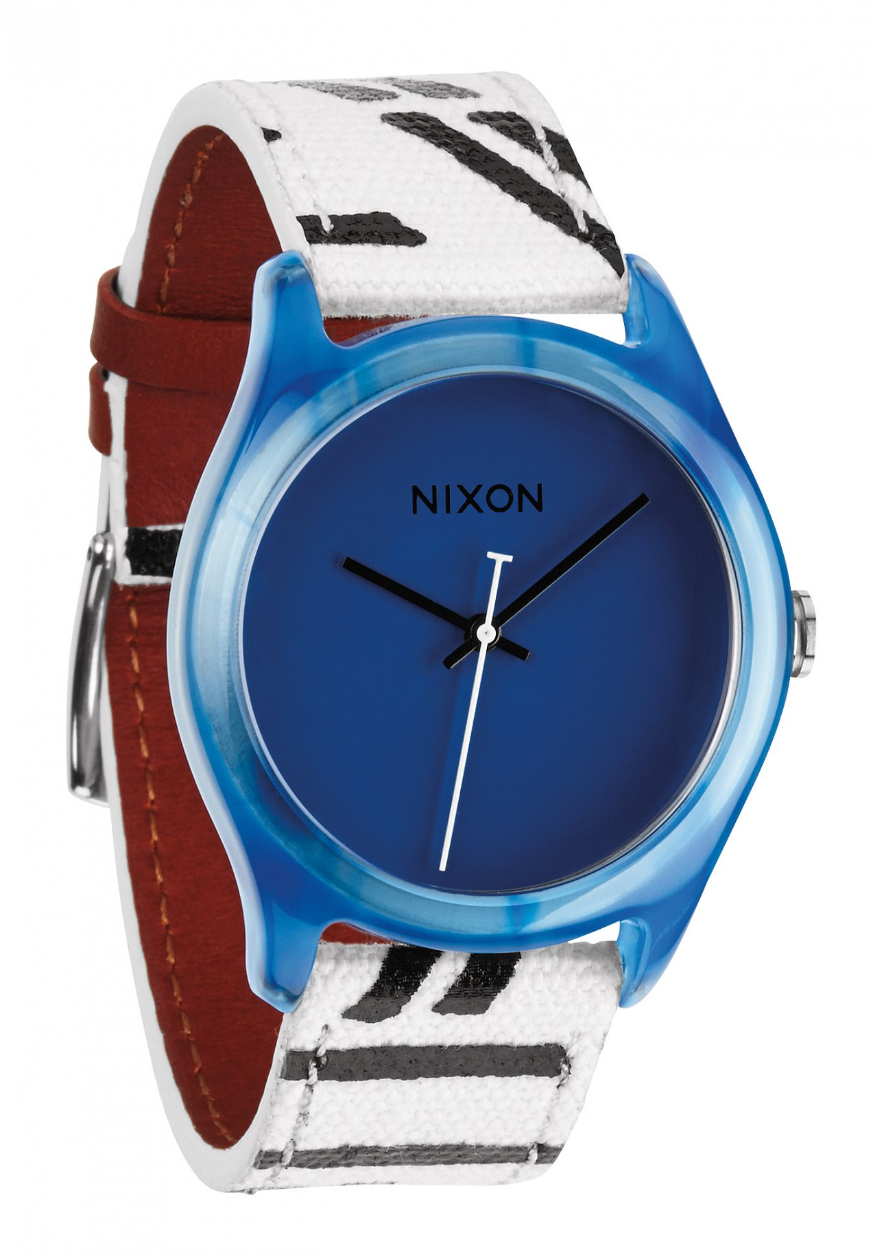 Nixon The Mod Acetate Blue Damenuhr