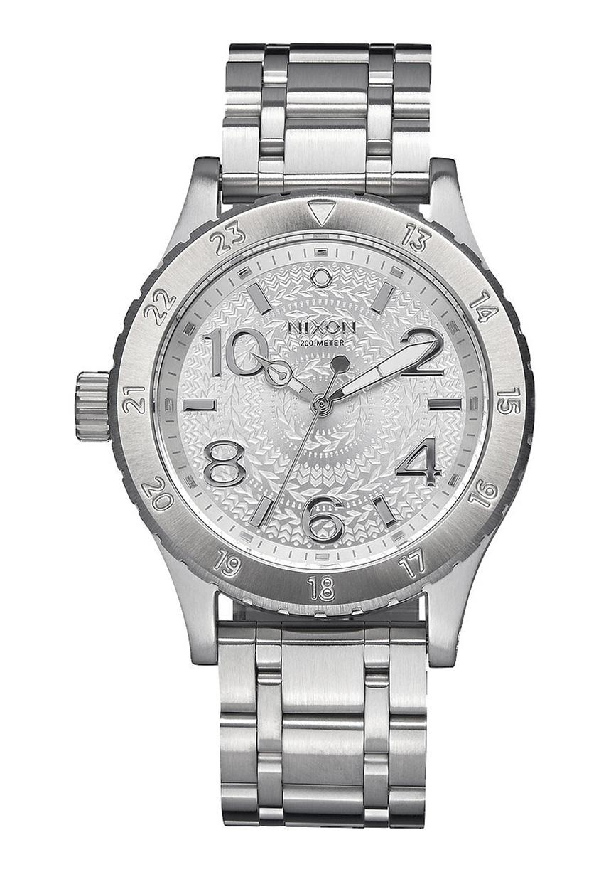 Nixon The 38-20 All Silver / Stamped