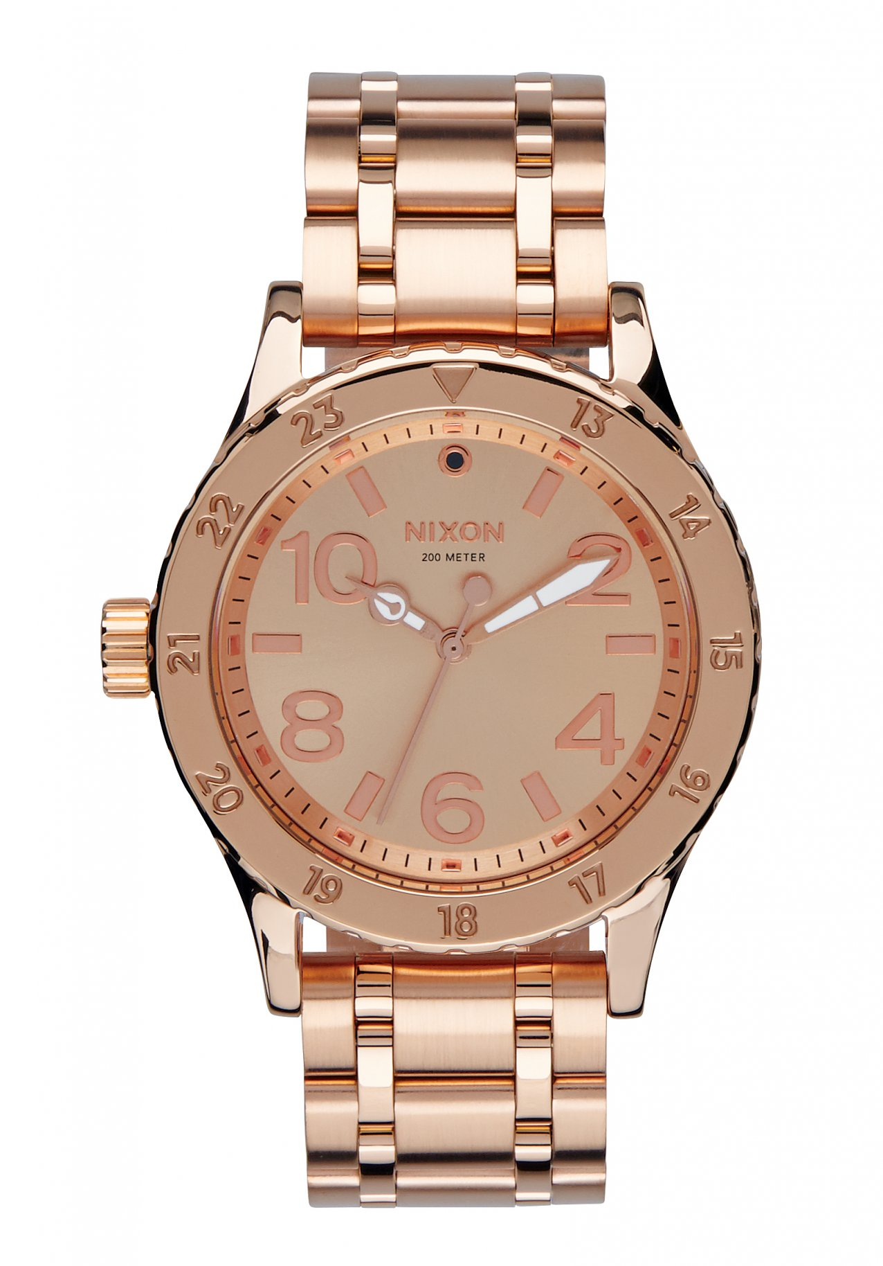Nixon The 38-20 All Rose Gold