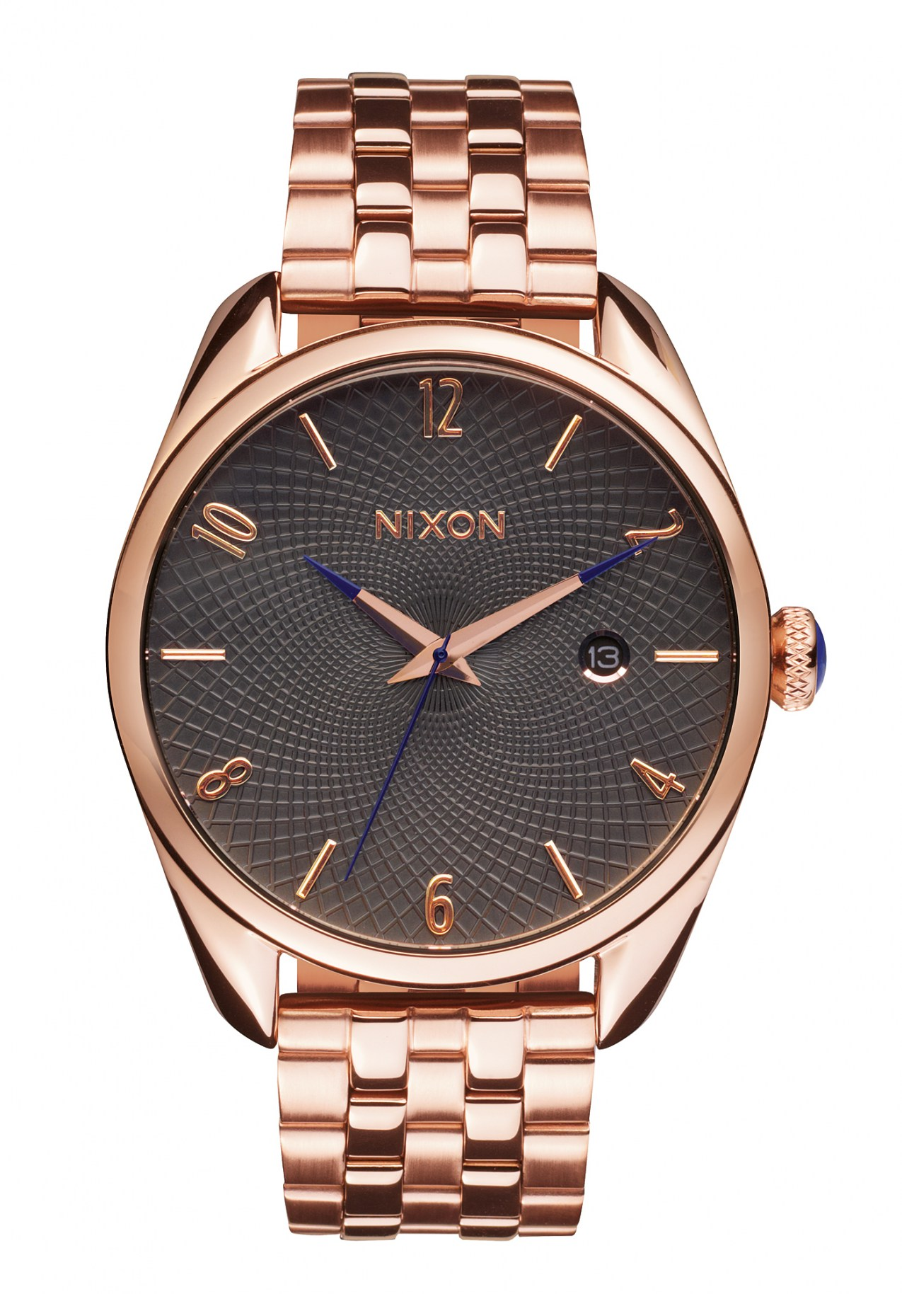 Nixon The Bullet All Rose Gold Gunmetal