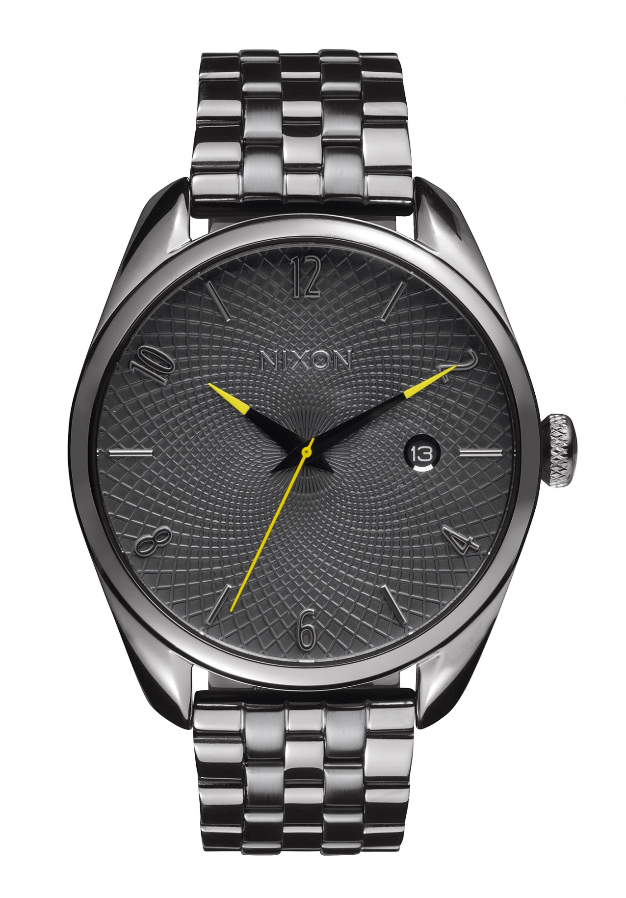 Nixon The Bullet All Gunmetal Gray