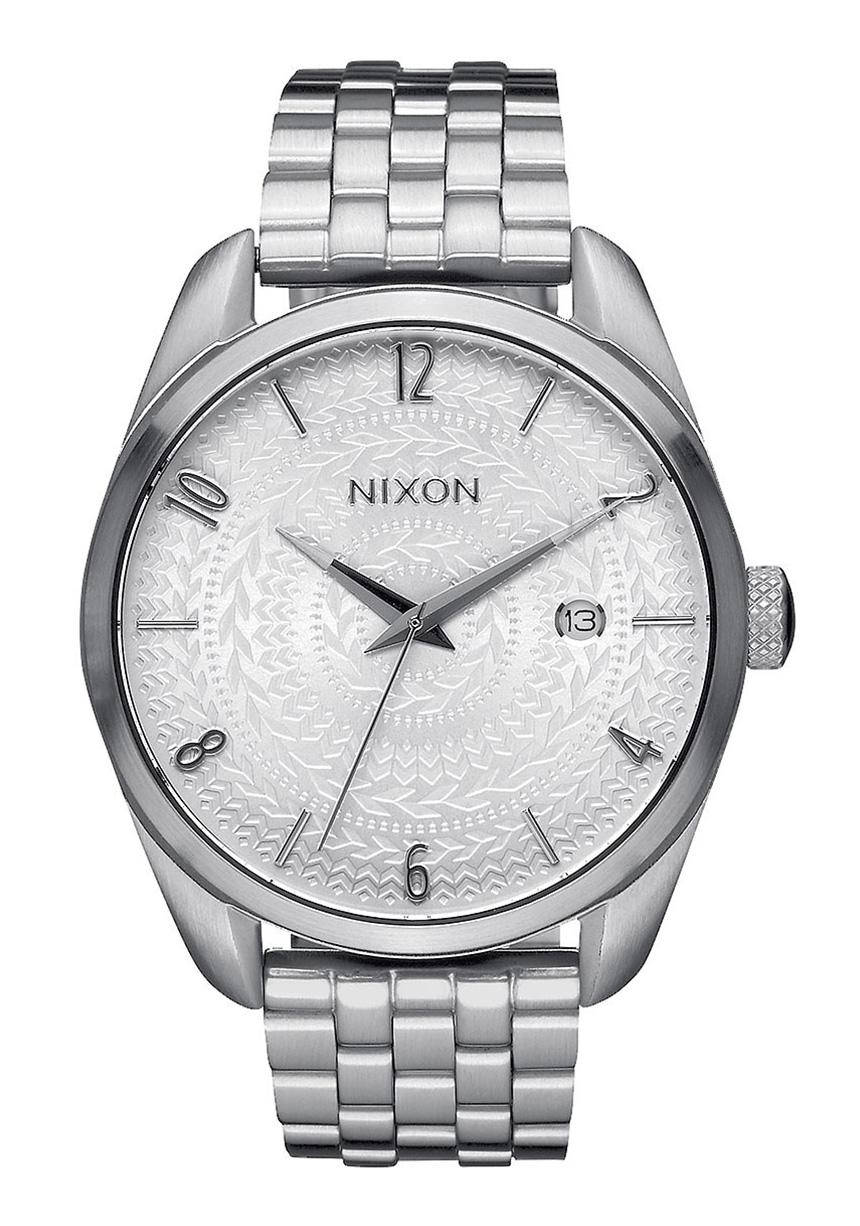 Nixon The Bullet All Silver / Stamped
