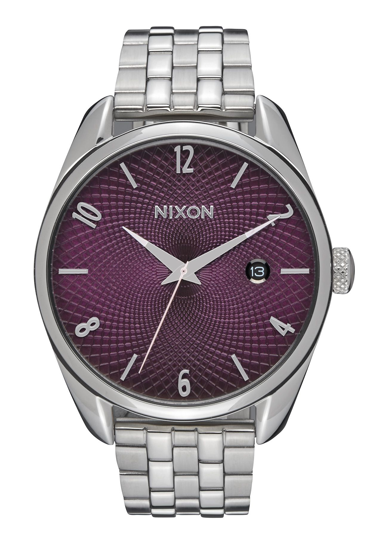 Nixon The Bullet Plum Damenuhr