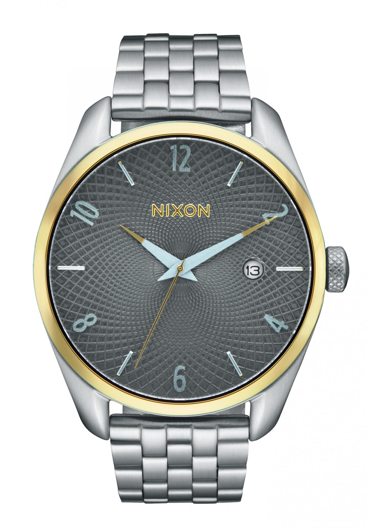 Nixon The Bullet Silver / Gold / Gray