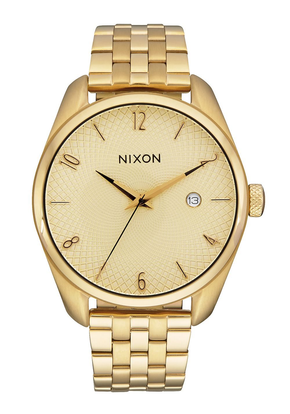 Nixon The Bullet All Gold