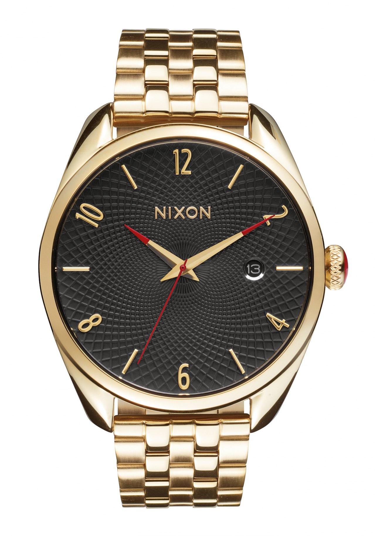 Nixon The Bullet All Gold Black