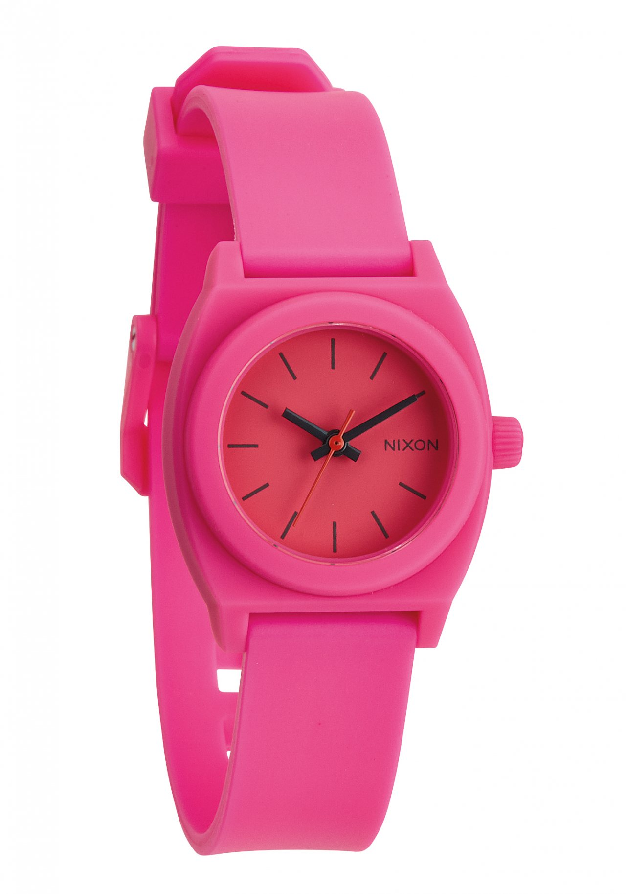 Nixon The Small Time Teller P Hot Pink