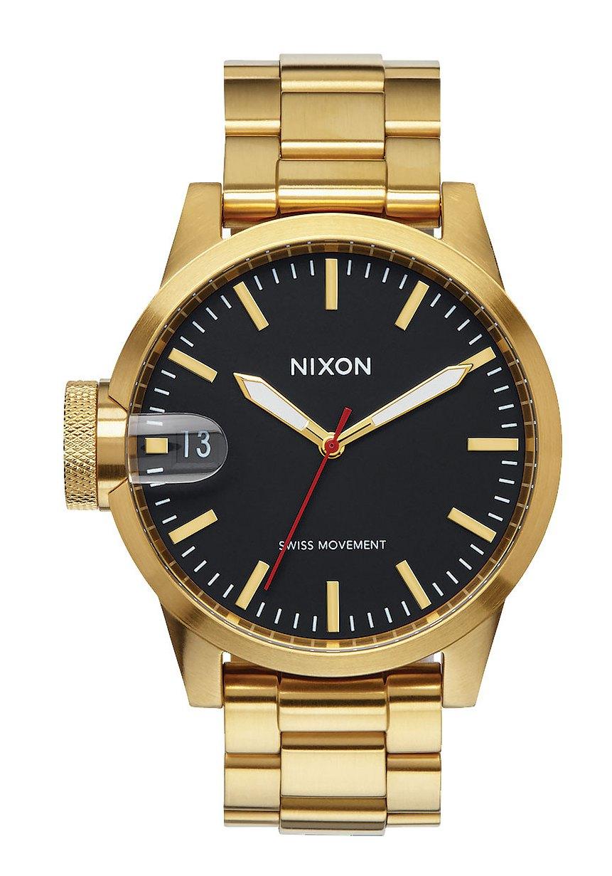 Nixon The Chronicle 44 All Gold / Black