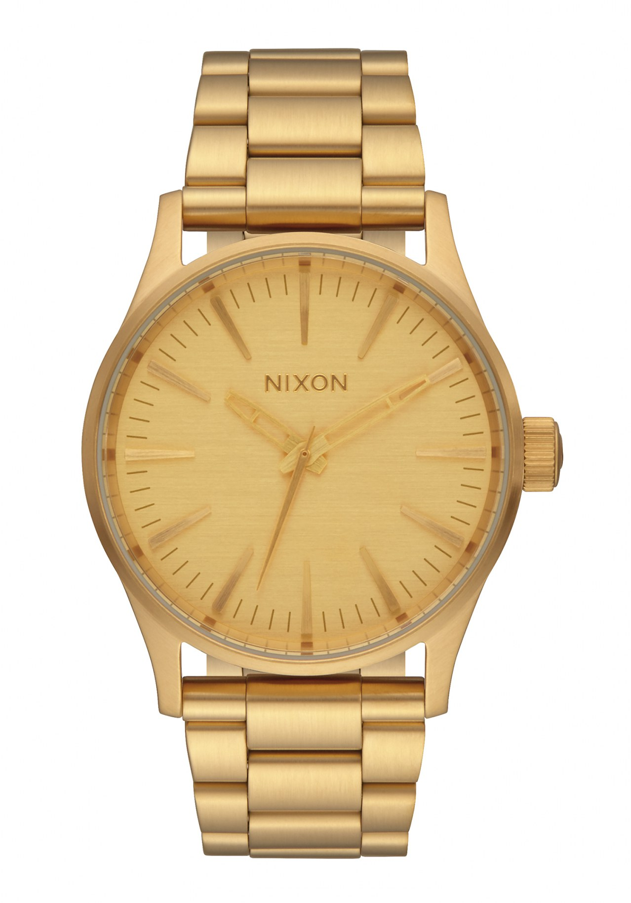 Nixon The Sentry 38 SS All Gold