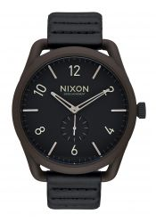 Nixon The C45 Leather Bronze / Black (A4652138)