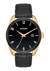 Nixon The Bullet Leather Gold / Black / White (A4732226)