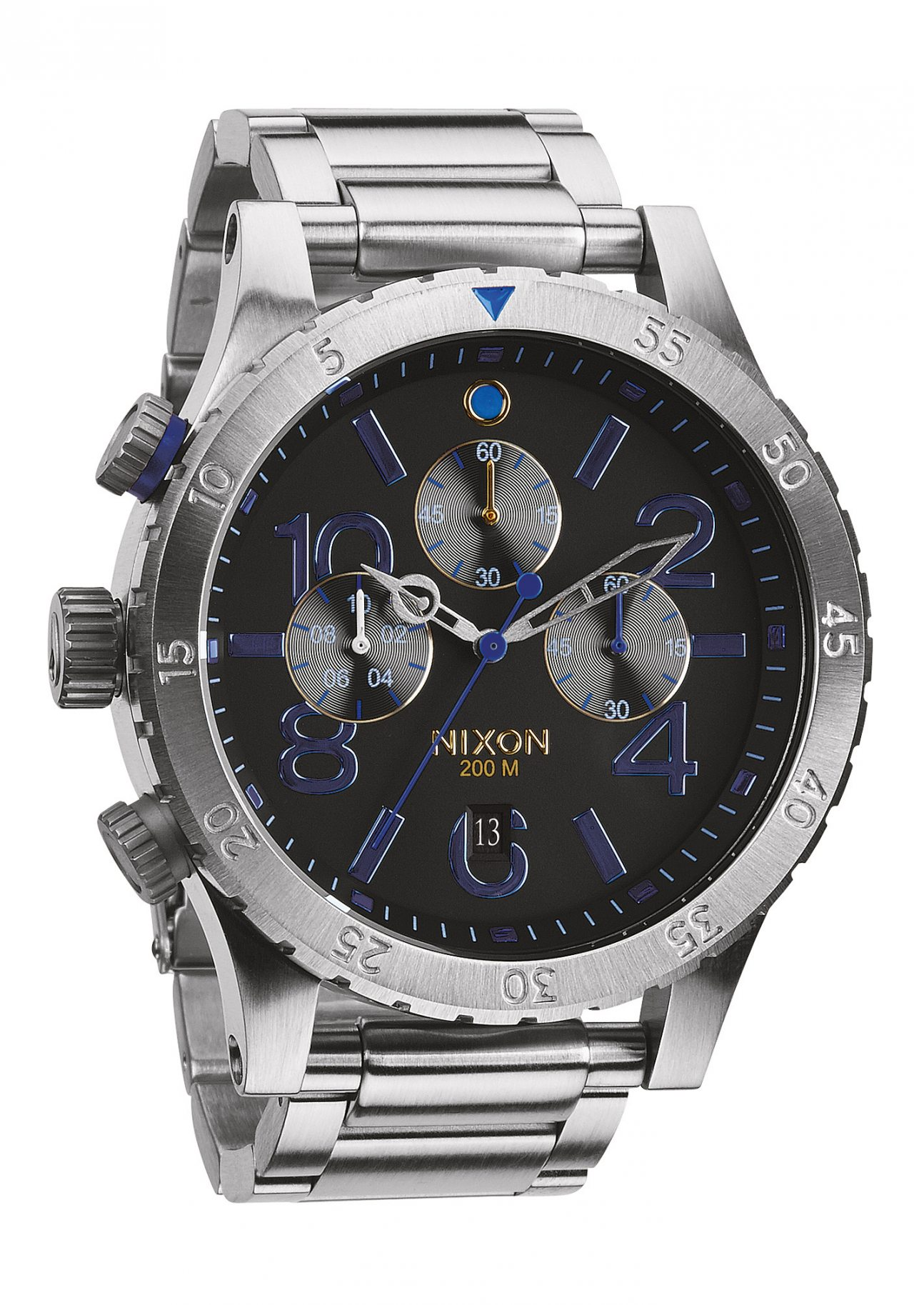 Nixon The 48-20 Chrono Midnight GT
