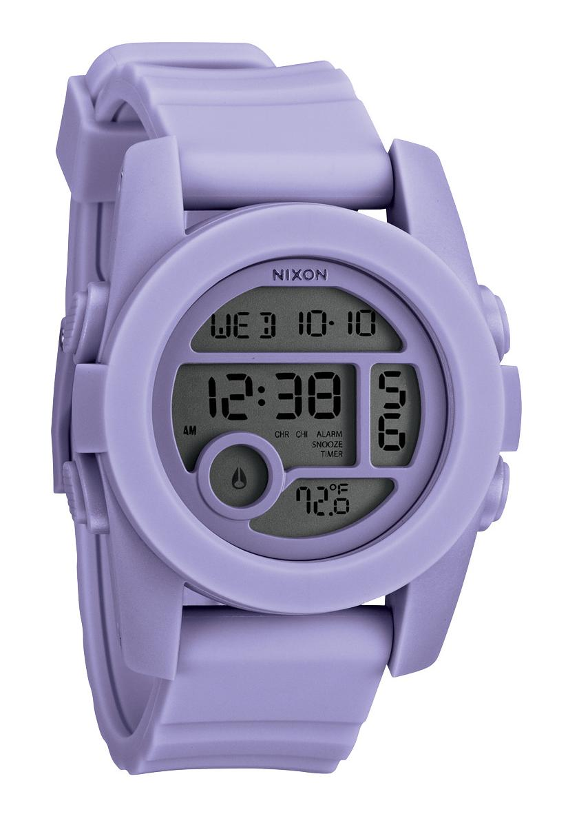 Nixon The Unit 40 Pastel Purple