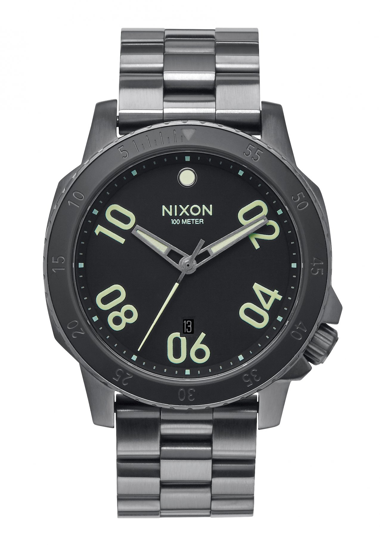 Nixon The Ranger Gunmetal / Lum