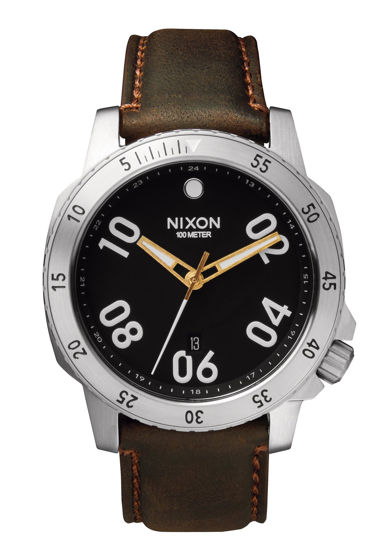 Nixon The Ranger Leather Black / Brown