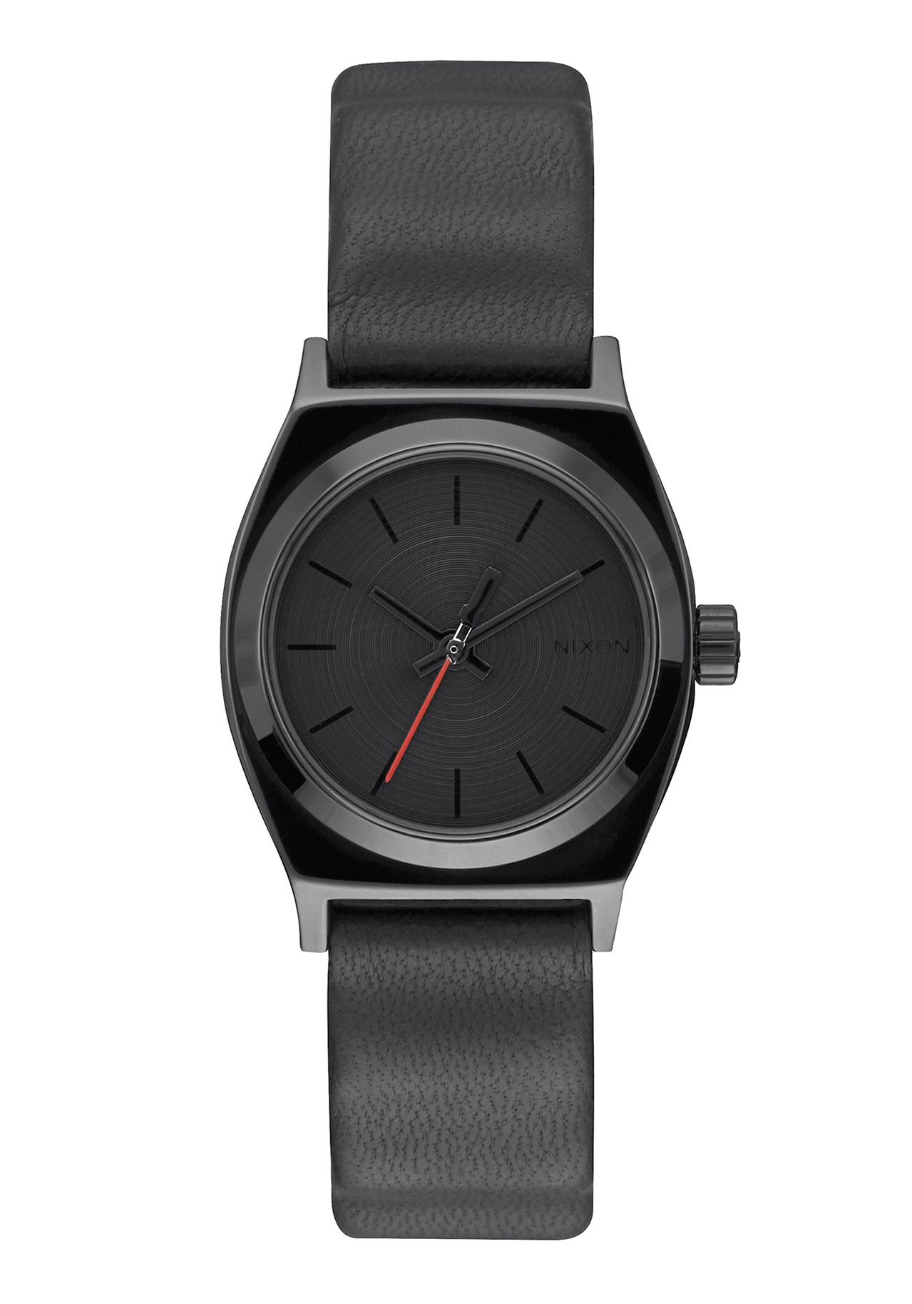 Nixon The Small Time Teller Leather Star Wars Vader Black