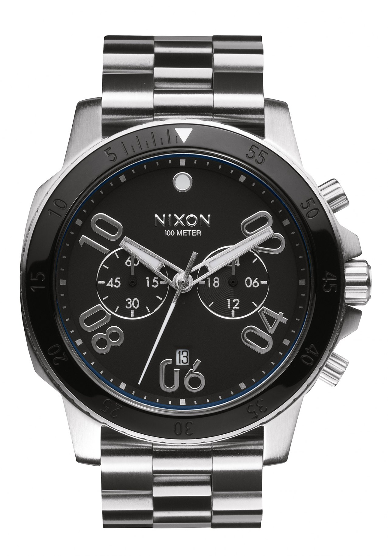 Nixon The Ranger Chrono Black