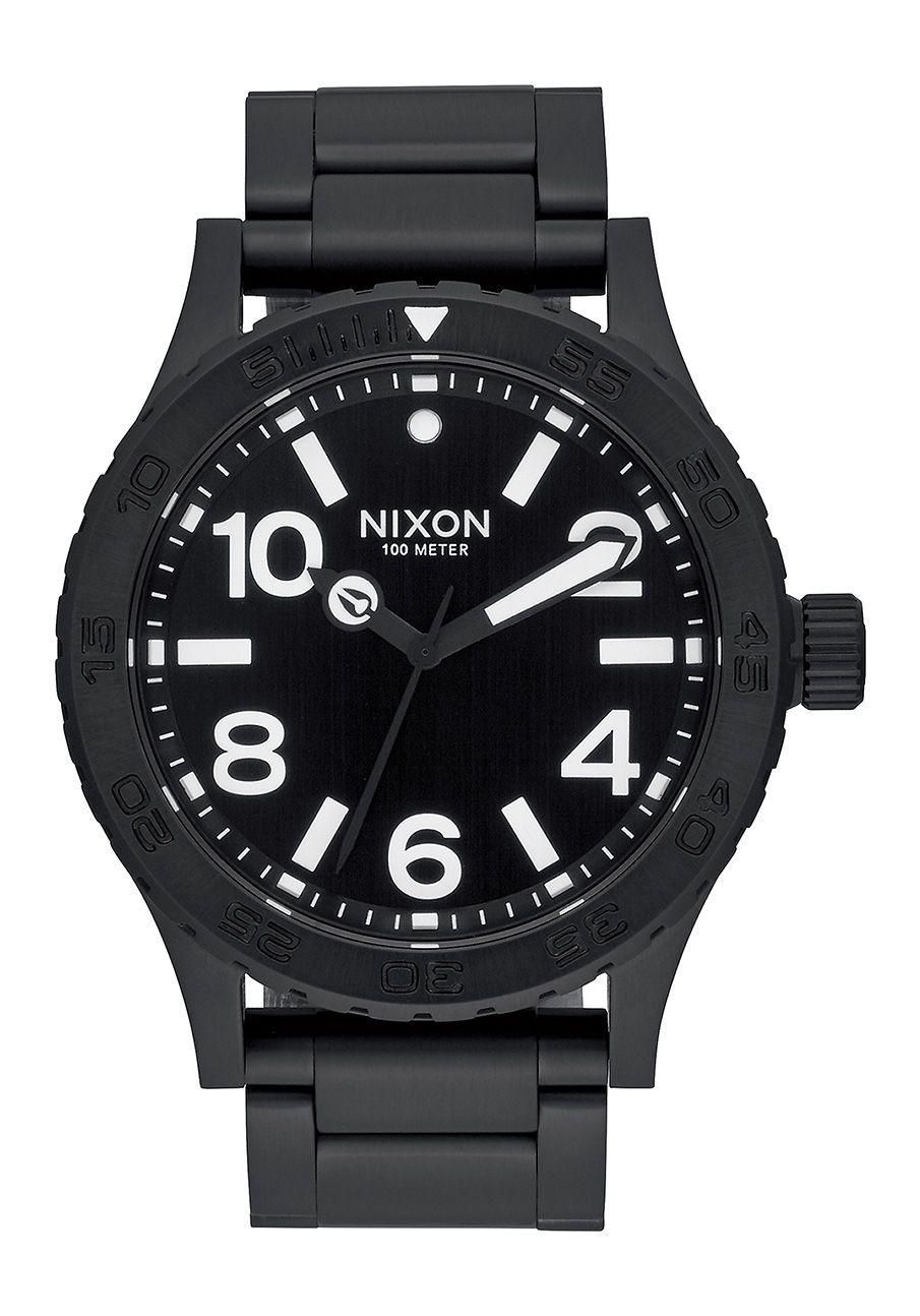 Nixon The 46 All Black